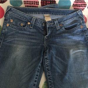 True Religion Bling Jeans